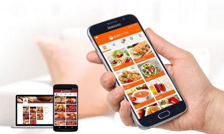 EasyOrder : een gratis online bestelsysteem helpt lokale horecazaken