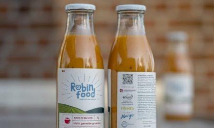 Robin Food zet groenteoverschotten om in soep voor voedselhulp en sociale kruideniers