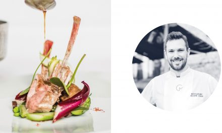 La cuisine de Maxime Colin