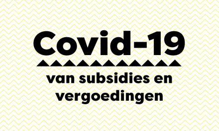 Covid-19: van subsidies en vergoedingen
