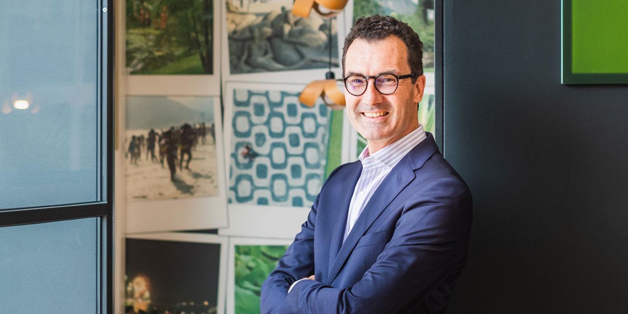 Frédéric Rouvez – CEO EXKI