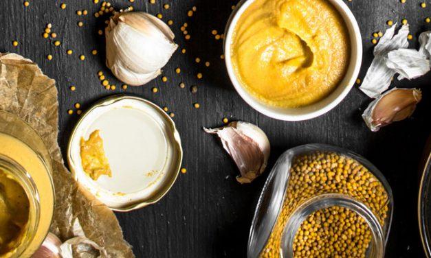 La moutarde, un exhausteur de goût  hors du commun