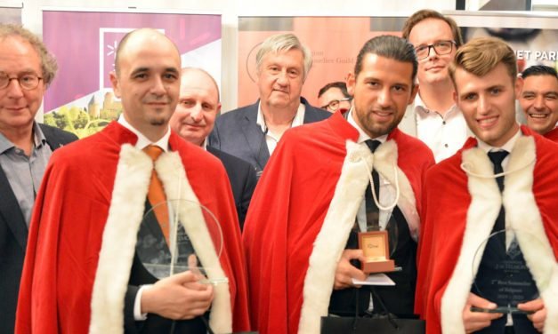 Beste Sommelier van België: wie zal Gianluca Di Taranto opvolgen?