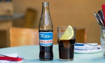 Ritchie cola zero sugar