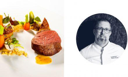 La cuisine de Olivier Bauche
