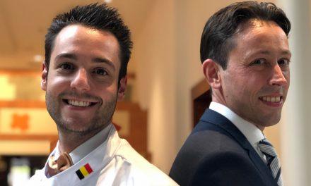 Ruben Lamiroy en Sam Verheecke zijn de winnaars van Prosper Montagné 2021