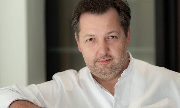 Christophe Pauly wordt Chef van het Jaar 2021