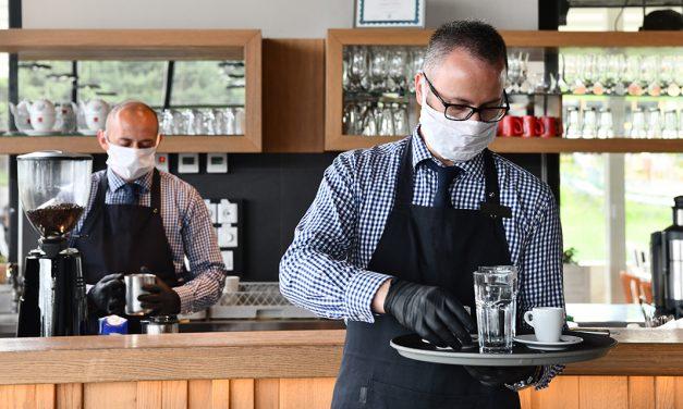 Zijn restaurants gevaarlijk? Nee, de studie bewijst dat niet