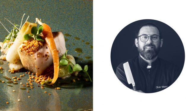 La cuisine de Olivier Massart