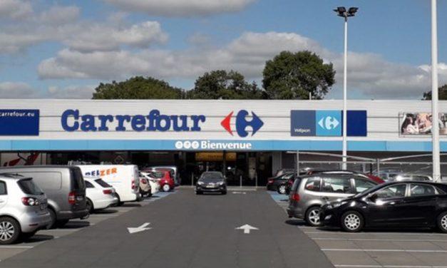 Een Carrefour bij u in de buurt kan u helpen bij uw takeaway