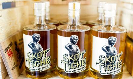 Skot'Tiche, un Single Malt haut de gamme de Dinant