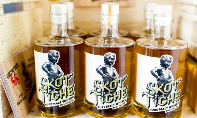 Skot'tiche, topklasse Single Malt uit Dinant