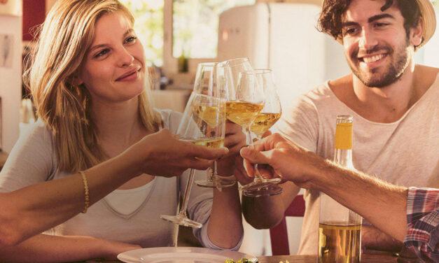 Alcoholvrije dranken aan de top tijdens de Tournée Minérale