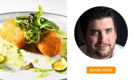 De keuken van Romain Depas