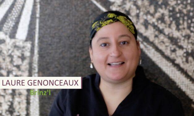 Laure Genonceaux – INTERVIEW – TASTE Maart/Mars