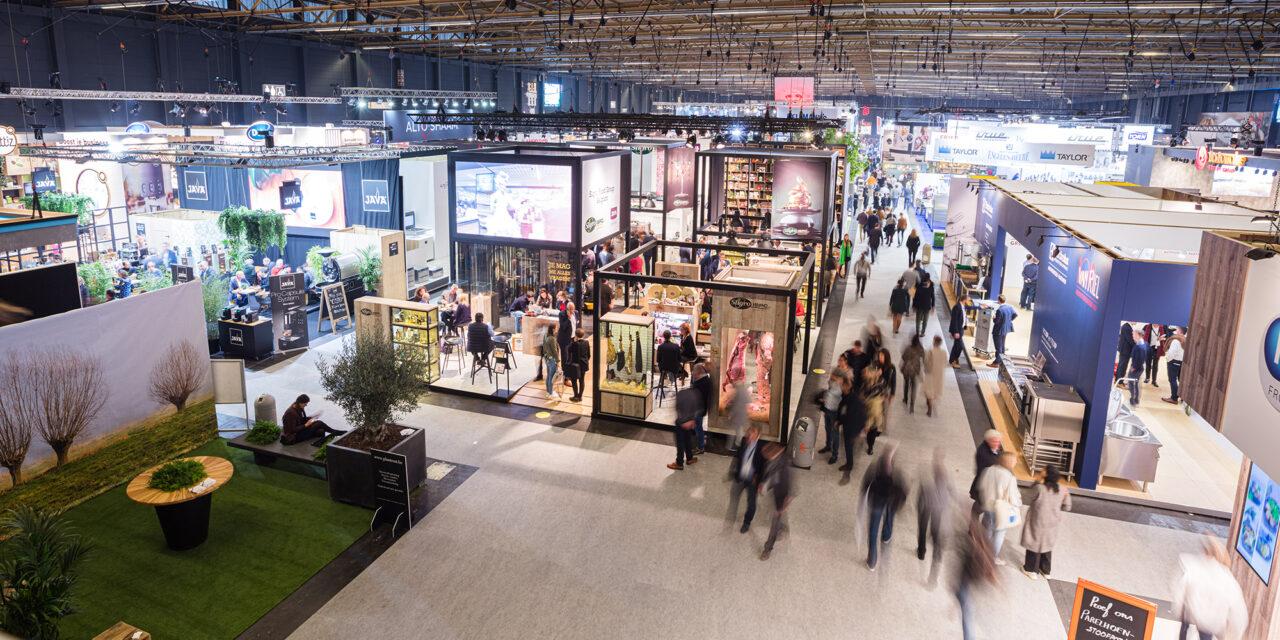 HORECA EXPO – CONTENTS D'ETRE DE RETOUR !