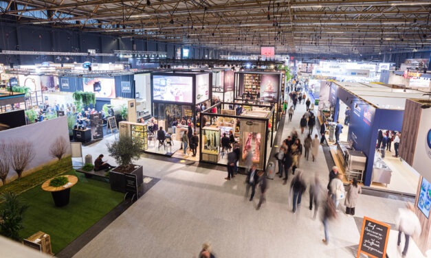 HORECA EXPO – WE ARE HAPPY TO BE BACK!