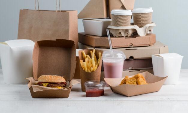 TAKE AWAY: Utilisez le bon emballage