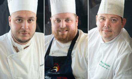 The Star of Belgian Cuisine remportée par Florian De Ruyck du Restaurant Alain Bianchin à Overijse