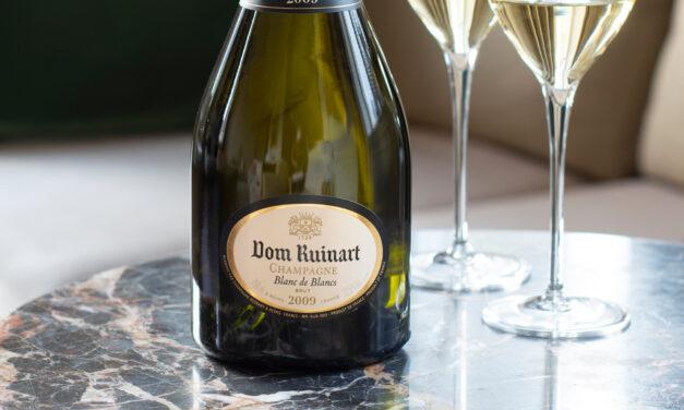 Ruinart presenteert zijn nieuwe cuvée Dom Ruinart 2009