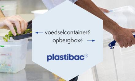 Plastibac Voorraadcontainers en opbergboxen