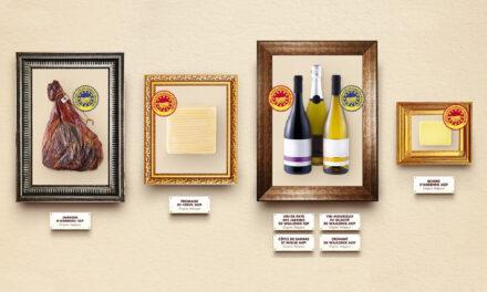 'De Europese uitmuntendheid is een kunst' — Een nieuwe Europese campagne gewijd aan de AOP- en IGP-labels