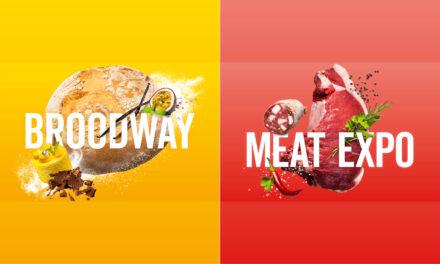Aftellen naar BROODWAY & MEAT EXPO: 26-27-28-29 september in Kortrijk Xpo