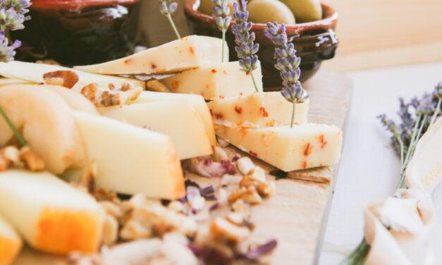 Le fromage : aussi en été