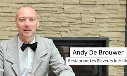 Andy De Brouwer – maître d'hôtel – Les Eleveurs