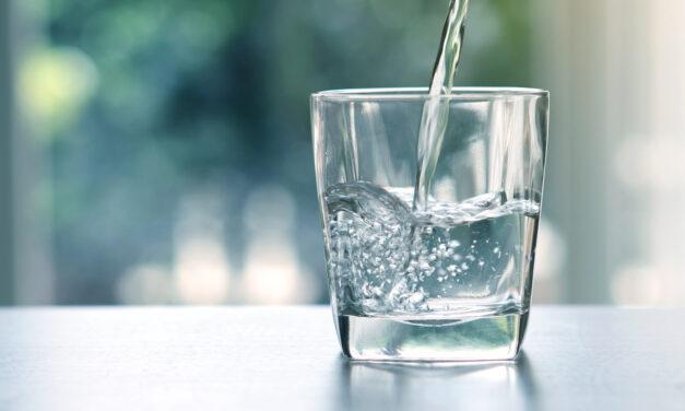 Geen goede koffie zonder een goede keuze van het water